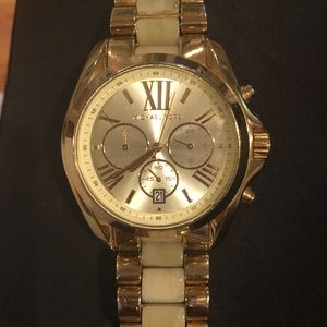 Michael Kors 5722 watch with horn bracelet band